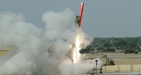 PAKISTAN-MILITARY-MISSILE